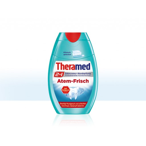 TheraMed 2in1 Atem-Frisch 75gr