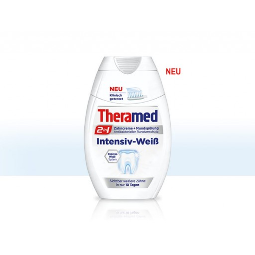 TheraMed 2in1 Intensiv-Weiss 75gr