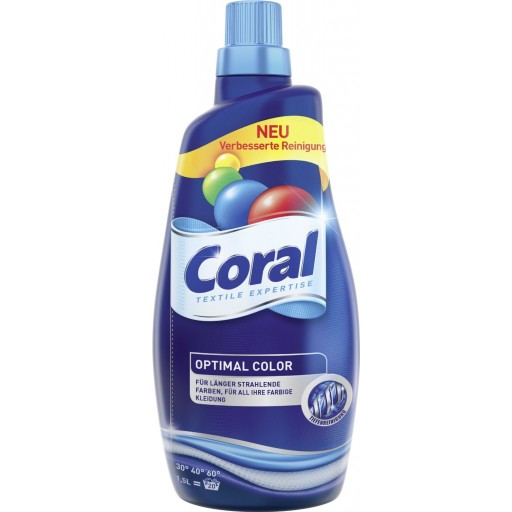 Coral optimal color gel 1.5L 20x