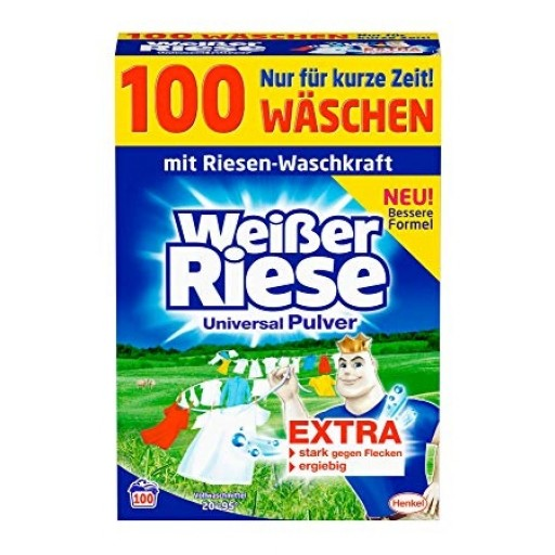 Weisser Riese kraft pulver 100x
