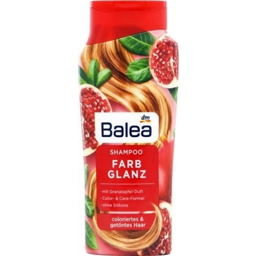 Balea shampoo farb und glanz