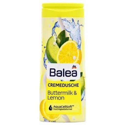 Balea dušas želeja Buttermilk & Lemon