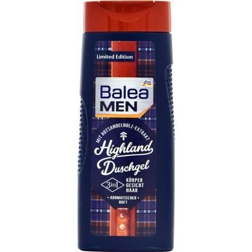 Balea dušas želeja Men Highland 3in1