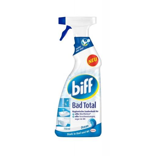 Biff bad total vannas istabas un WC uzkopšanas līdzeklis