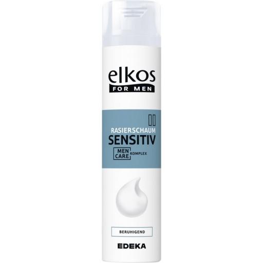 Elkos for men rasier schaum Sensitiv 0.3L