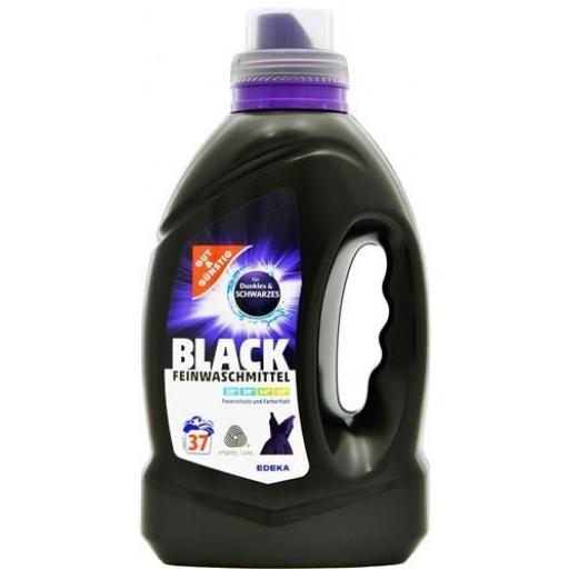 Gut & Gunstig black gel 1.5L 37x
