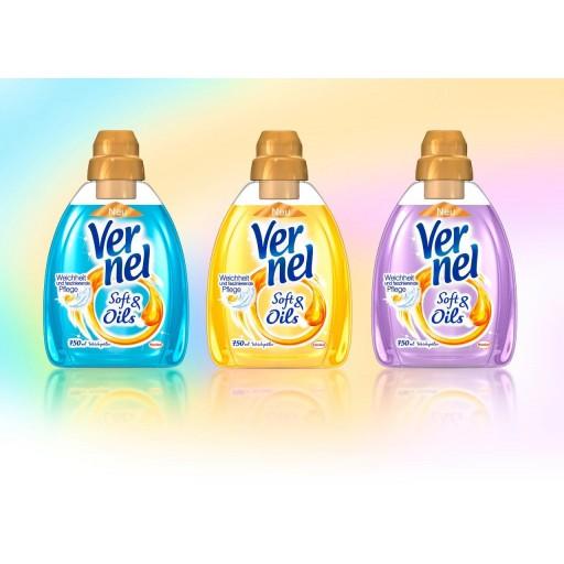 Vernel soft&oil 21x