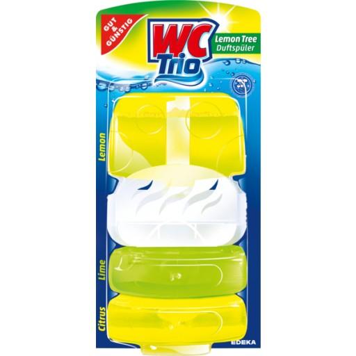 Gut & Gunstig WC- Duftspuler 3x