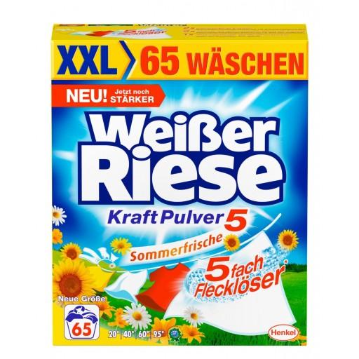 Weisser Riese Sommerfrish 65x