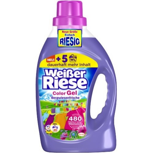 Weisser Riese activ color 20x