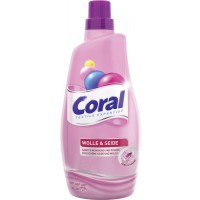 Coral wolle & seide gel 1.5L 20x