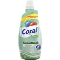 Coral sensitive color gel 1.5L 20x