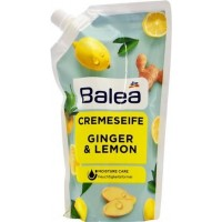 Balea šķidrās ziepes rezerve 500ml Ginger & Lemon