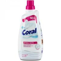 Coral želeja baltajai veļai un apģērbam.