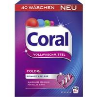 Coral color 40
