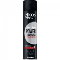 Elkos hair Haar spry Power 0.4L