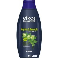 Elkos for men pflege shampoo Intense 0.5L