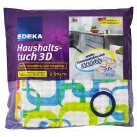 Haushaltstuch-3D-2gb Lupatiņas uzkopšanai 2gb