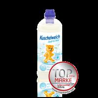 Kuschelweich Sanft & Mild 1L 28x