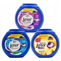 Lenor 3in1 caps 54