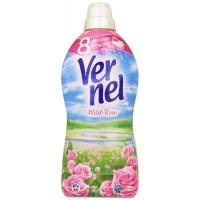 Vernel rose 2l 56x veļas mīkstinātājs