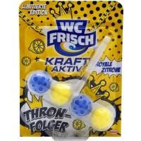 Wc Frisch 50g piekarīņš tualetes podam WC Royale Zitrone