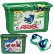 Ariel kapsulas 3in1 , 12 mazgāšanas reizēm. (Iespējami dažādi tilpumi, par pieejamību lūdzu zvanīt)